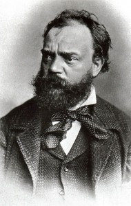 Dvorak, composer. Not the keyboard designer.