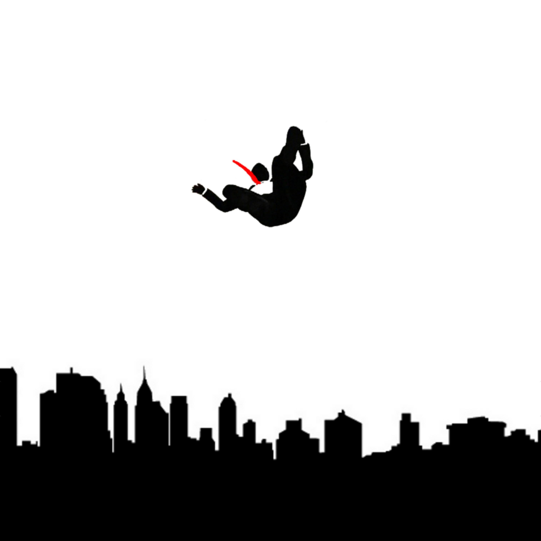 Falling man 1