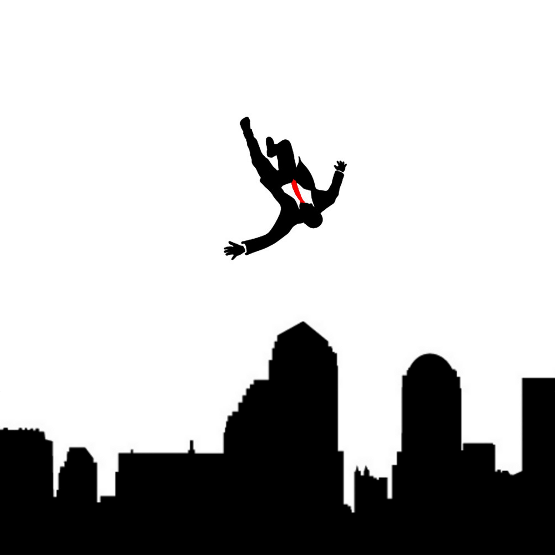 Falling man 2